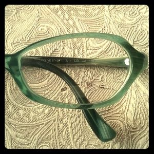 Etro Green Eyeglasses